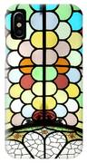Dublin Art Deco Stained Glass IPhone Case