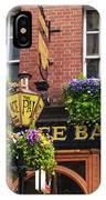 Dublin Ireland - Palace Bar IPhone Case