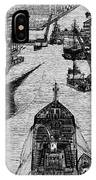 Dublin Port  IPhone Case