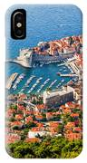 Dubrovnik From Above IPhone Case