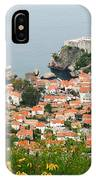 Dubrovnik, The Walled Old City IPhone Case