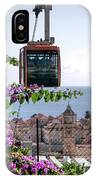 Dubrovniks Cable Car IPhone Case