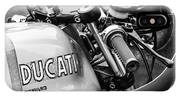 Ducati Desmo Motorcycle -2127bw IPhone Case