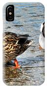 Duck And Drake IPhone Case