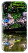 Duck Duck Duck Duck IPhone Case