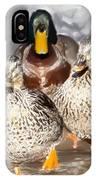 Duck - Id 16235-220255-9105 IPhone Case