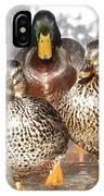 Duck - Id 16235-220402-2840 IPhone Case