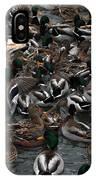 Duck Soup IPhone Case