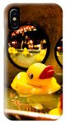 Ducky Reflections IPhone Case
