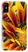 Dueling Gerberas IPhone Case