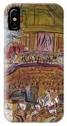 Dufy: Grand Concert, 1948 IPhone Case