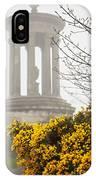 Dugald Stewart Monument IPhone Case