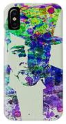 Duke Ellington IPhone Case