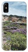 Dune Plants As Erica And Beautiful Sky IPhone Case
