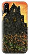 Duntrune Castle Argyll Scotland IPhone Case