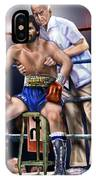 Duran Hands Of Stone 1a IPhone X Case