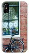 Dutch House Facade IPhone Case