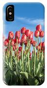 Dutch Tulips Second Shoot Of 2015 Part 10 IPhone Case