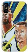 Dynamic Duo - Durant And Curry IPhone Case