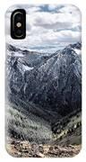 Oregon's Eagle Cap Wilderness  IPhone Case