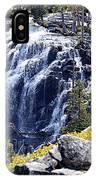 Eagle Falls IPhone Case