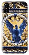 Eagle In The Middle IPhone Case