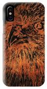 Eagle Metallic Copper IPhone Case