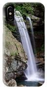 Eagle Mill Falls IPhone Case