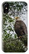Eagle Feet IPhone Case