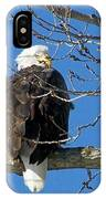 Eagle Watch IPhone Case