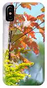 Early Autumn IPhone Case