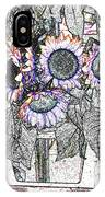 Early Flower Study IPhone Case