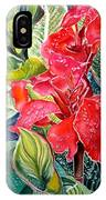 Early Morning Cannas  IPhone X Case