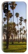 Early Morning In Santa Barbara IPhone Case