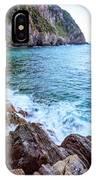 Early Morning Riomaggiore Cinque Terre Italy IPhone Case
