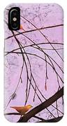 Early Spring 2 IPhone Case