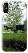 Early Spring Buggy IPhone Case