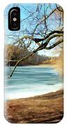 Early Spring In The Park IPhone Case