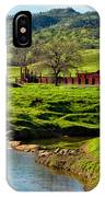 Early Spring In The Valley IPhone Case
