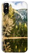 Early Spring Reflections IPhone Case