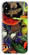 Earth Energy Meridan IPhone X Case