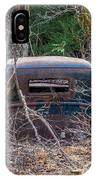Earth Reclaims A Truck IPhone Case
