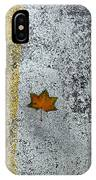 Earth-the Dangers Of Loneliness     IPhone Case