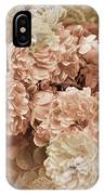 Earth Toned Roses IPhone Case