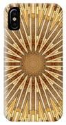 Earth Tones - Mandala IPhone Case