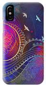 Earth, Zen, Peace 2 IPhone Case