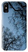 Earths Lungs IPhone Case