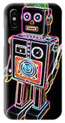 Easel Back Robot IPhone Case