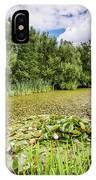 East Cramlington Nature Reserve IPhone Case