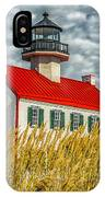 East Point On The Maurice River  IPhone Case